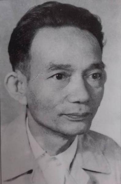 Đồng chí Ngô Đức Đệ - người sáng lập Chi bộ đảng đầu tiên ở Kon Tum (nguồn ảnh Tư liệu)