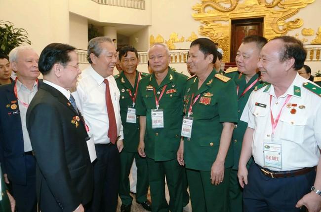 Đề cương tuyên truyền kỷ niệm 30 năm Ngày truyền thống Hội Cựu chiến binh Việt Nam