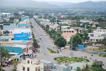 Thành phố Kon Tum hôm nay (ảnh trên Internet)