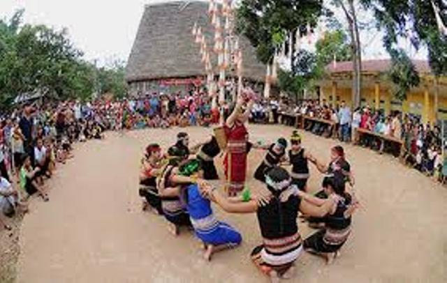 Lễ hội múa xoang