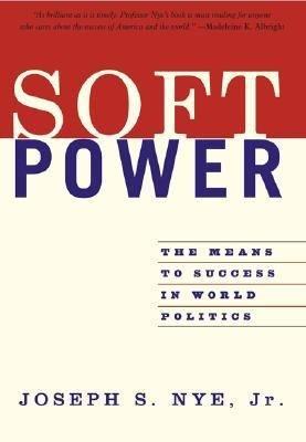 Cuốn: Sức mạnh mềm: các phương tiện để thành công trong nền chính trị thế giới của tác giả Joseph Nye. Ảnh minh họa