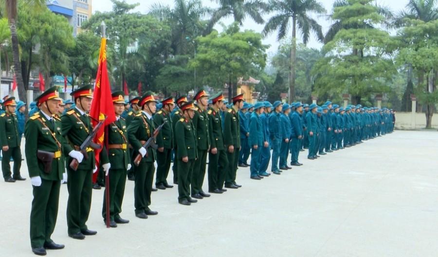 Hướng dẫn tuyên truyền kỷ niệm 30 năm Ngày hội Quốc phòng toàn dân và 75 năm Ngày thành lập Quân đội nhân dân Việt Nam